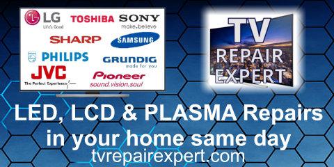 tv repair banner m